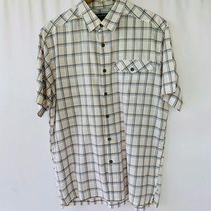 ExOfficio Short Sleeve Men's Shirt  Large